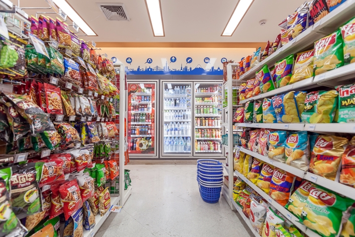 Penempatan Rak Minuman Dingin Di Toko Minimarket