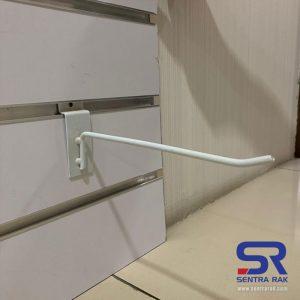 Jual Gantungan/Hook Slatwall Panel