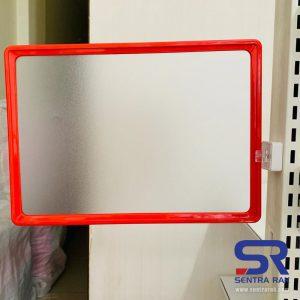 Magnet Base untuk Pop Up frame promosi toko